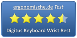Digitus Keyboard Wrist Rest Bewertung
