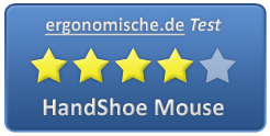 HandShoe Mouse Bewertung